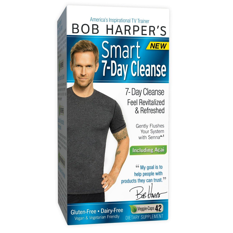 bob harper cleanse 7 day caps