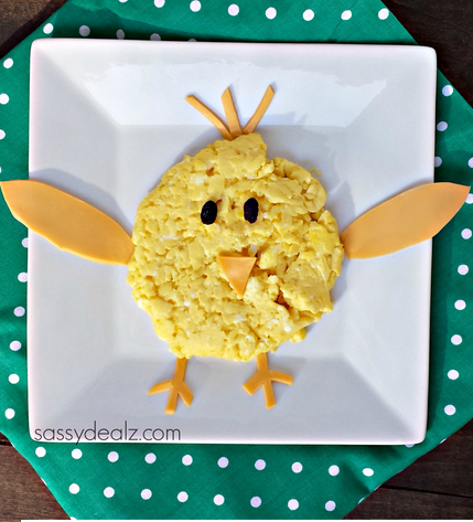 chick-breafast-for-kids-using-eggs-cheese-