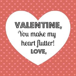 valentines day dove printable