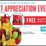 Edible Arrangements: Get $5 off w/ Promo Code