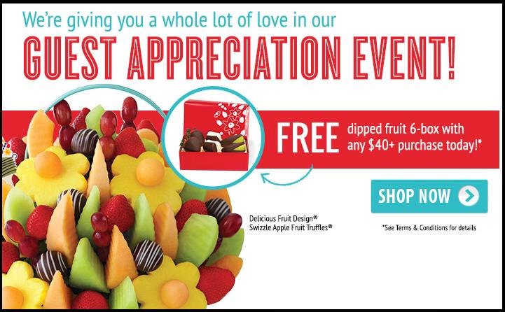 $5 edible arrangements coupon