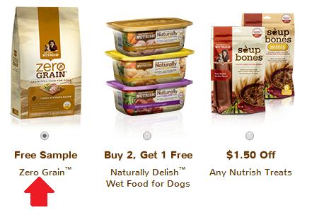 free rachael ray dog food