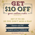 Macaroni Grill: Get $10 Off a $30 Online Order w/ Promo Code
