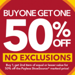Payless Shoes: Get 20% Off w/ Online Promo Code