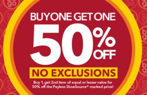 20% off payless coupon