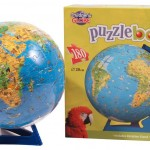 Children's Globe 180 Piece Puzzleball Only $10.22 (Reg $24.99!)
