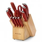 KitchenAid Red 12-pc. Cutlery Set Only $29.97 (Reg $100)