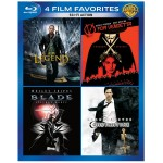 Amazon: Blu-Ray 4-packs Only $14.96 Shipped
