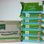 6 Packages of Seventh Generation Baby Wipes Only $7.39
