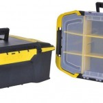 Home Depot: Stanley Click 'N' Connect Deep Tool Box Only $10!