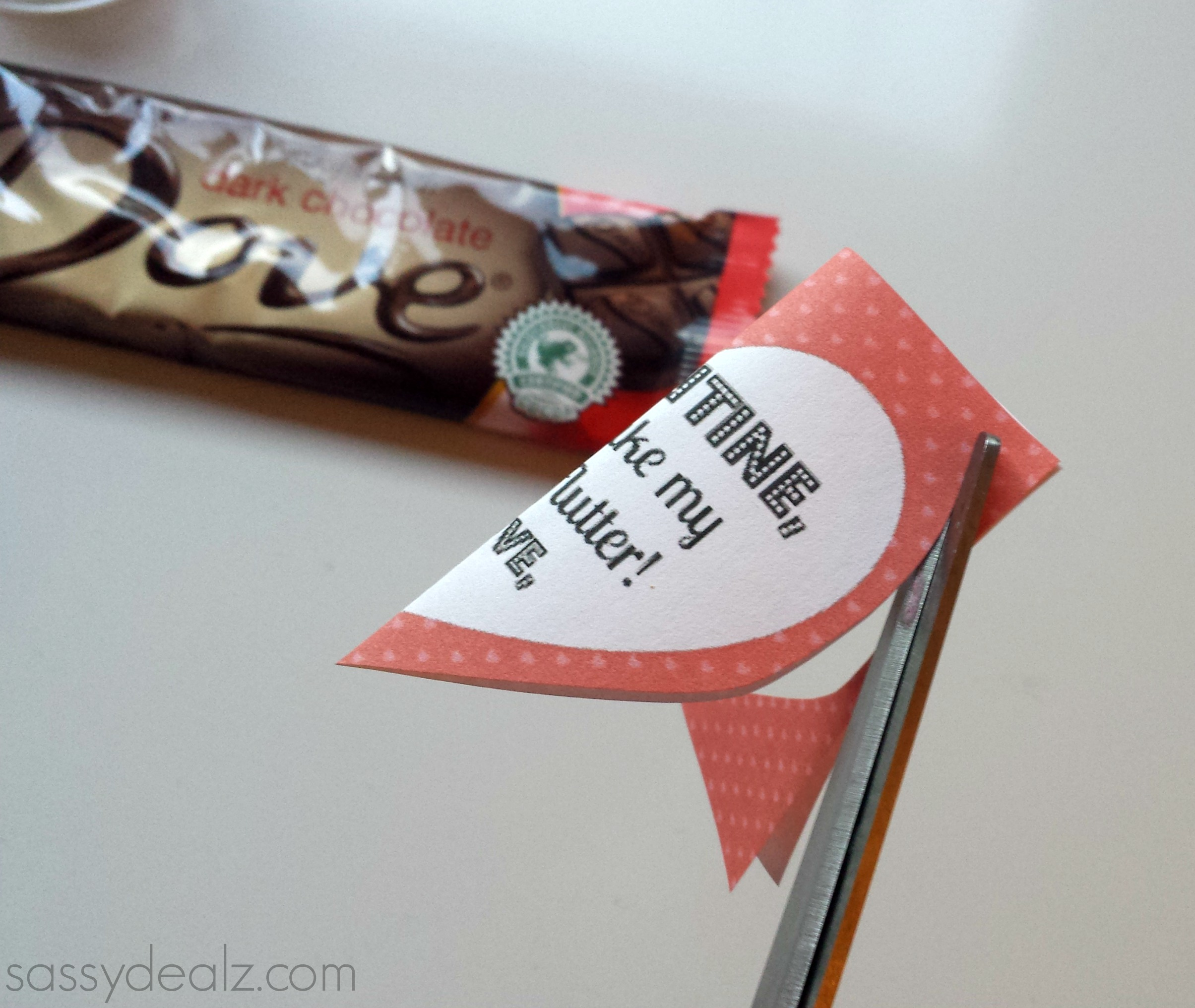 valentines day dove chocolate