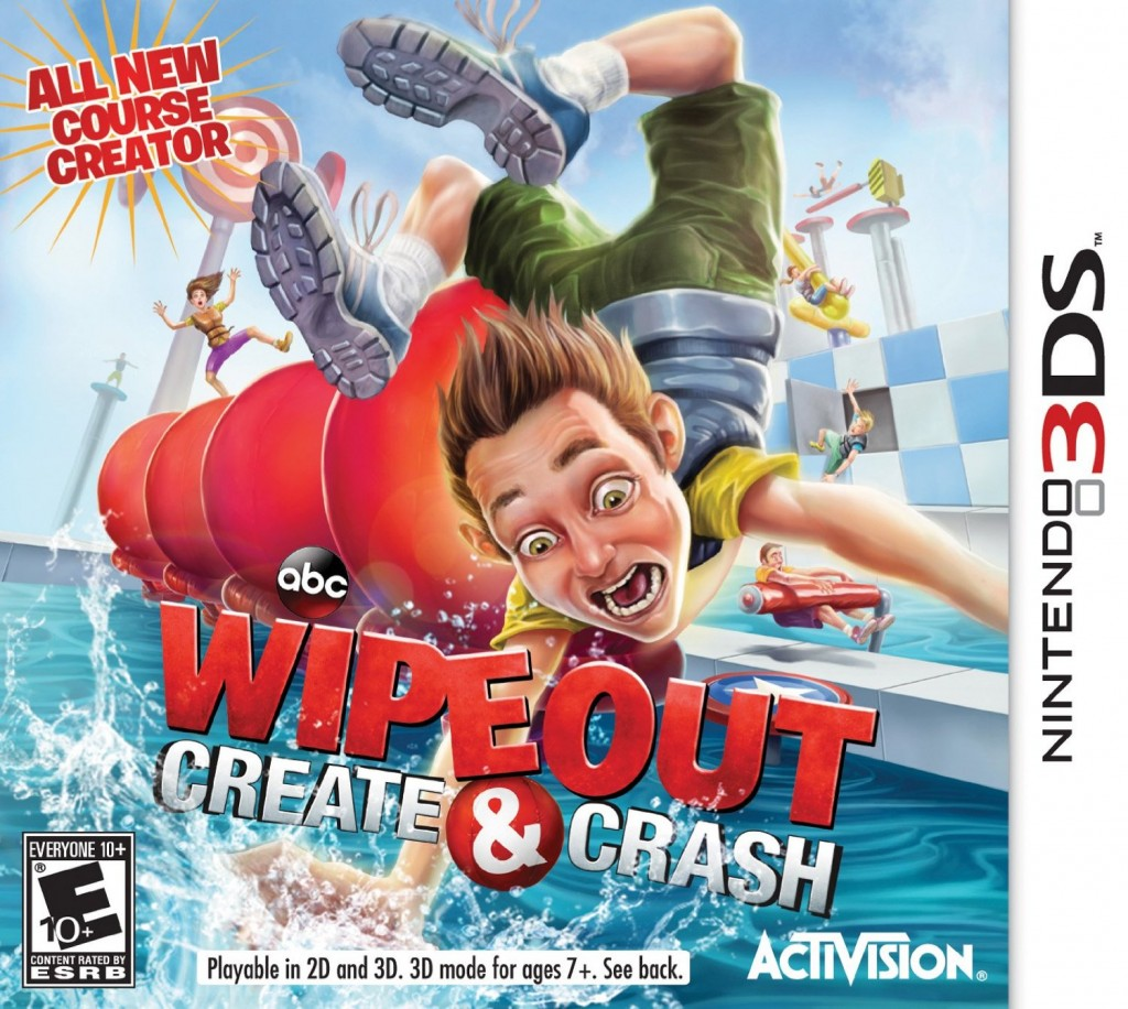 wipeout 3ds