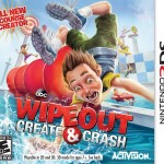 Wipeout: Create & Crash Game (Nintendo 3DS) 72% Off!