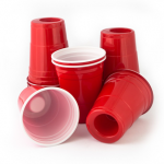 180 Cup – Red Party Cup and Shot Glass in One Only $7.95 Shipped