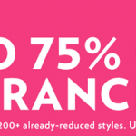 Victoria's Secret: Extra 20% Off Clearance w/ Online Promo Code (Ends Today!)
