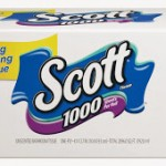 20 Rolls of Scott Toilet Paper ONLY $8.95 or Less + Free Shipping!