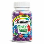 Free Sample of Centrum Flavor Burst Chews