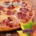 New Tombstone Frozen Pizza $5/5 Printable Coupon
