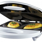 Sylvania 750W Nonstick Omelet Maker ONLY $5 + Free In-Store Pickup at Walmart