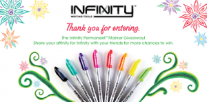 Enter the Welch's, Infinity Permanent Marker, and Silk Tumbler Giveaways!