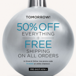 The Limited: 50% Off Everything + Free Shipping w/ Promo Code (Valid 11/27)
