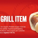 RaceTrac – Free Roller Grill Item Printable Coupon For July