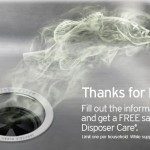 Free Sample of Glisten Sink Disposer Care