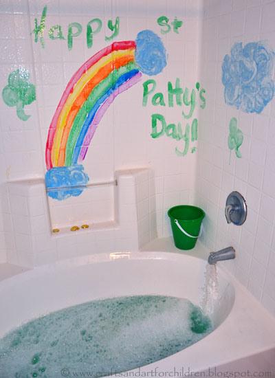 St-Patrick-s-Day-Bath-Play-Activity