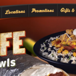 Taco John's- Free Santa Fe Burrito or Bowl Printable Coupon (Expires July 12th)