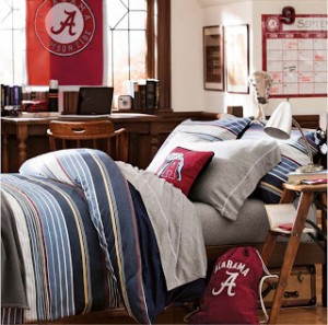 Pottery Barn (PB Teen)- Up to 20% Off College Dorm's Twin XL Sheet Sets + Free Shipping!