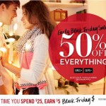 Aeropostale: Black Friday Prices (50% Off + Free Shipping Promo Code!)