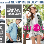Aeropostale- 30% Off One Item w/ Online Promo Code + Free Shipping (No Minimum!) Valid 7/29-7/30