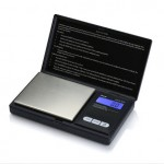 Black Pocket Size Digital Personal Nutrition Scale ONLY $7.29 Shipped!