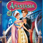 Anastasia DVD (Blu-ray) Only $4.96 + Free Shipping