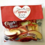 """You're the Apple of my Eye"" Valentine's Day Gift Idea For Kids"
