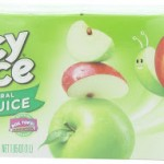 Pack of 5 Apple Juicy Juice, 8 Count/4.23 Oz Packages ONLY $8.34 Shipped