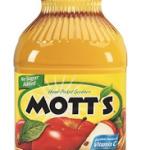 12 Mott's Apple Juice Bottles Only $14.88 Shipped