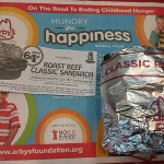 Arbys – Get a Roast Beef Classic Sandwich for only 64 cents July 23rd (TODAY ONLY!)