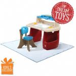 Kohls: Step2 Deluxe Art Desk with Splat Mat Only $51.99 Shipped (Reg $99.99!)