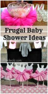 baby girl shower ideas