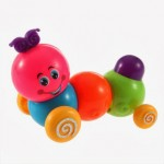 Colorful Inchworm Toy ONLY $1.01 + Free Shipping!