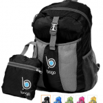 Folding Backpack + Mosquito Repellent Only $14.97 Shipped