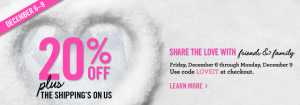 BareMinerals: Get 20% Off + Free Shipping on ALL Orders w/ Promo Code (Exp 12/9)