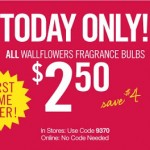 Bath and Body Works Sale – Wallflower Fragrance Bulbs Only $2.50! (Originally $6.50!)