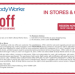 Bath & Body Works- Get $10 off a $30 Purchase w/ Printable Coupon or Promo Code (Thru 8/18)