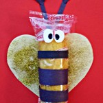 Bumble Bee Twinkie Valentine Idea
