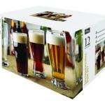 Libbey Beer 12 Piece Set International ONLY $9.80 + Free Store Pickup (Reg $23.99!)
