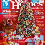 Free 1 Year Subscription to Better Homes and Gardens Magazine