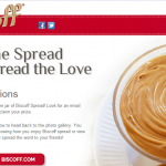Play the Biscoff Instant Win Game (I WON THIS MORNING!!)