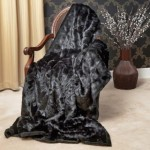 Faux Fur Blankets Just $25.95 Shipped (Leopard, Black, Brown, White, Safari)